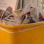 Office Recycling in Burnley